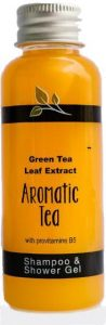 Σαμπουάν&Αφρόλουτρο 50 ml aromatιc tea με προβιταμίνη β5 και εκχύλισμα τσαγιού