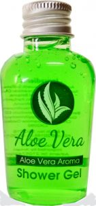Aloe vera Αφρόλουτρο 30ml alu cap
