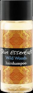 Παπουτσάνης Skin Essentials Wild Woods σαμπουάν 35ml