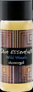 Παπουτσάνης Skin Essentials Wild Woods αφρόλουτρο 35ml