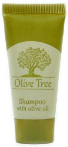 Olive Tree σαμπουάν ελαιόλαδου σε σωληνάριο 20ml