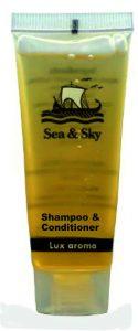 Sea & sky σαμπουάν & condtitioner 30ml tube