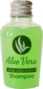 Aloe Vera σαμπουάν 30ml alu cap