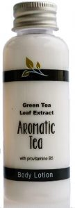 BODY LOTION 50 ml aromatιc tea με προβιταμίνη β5 και εκχύλισμα τσαγιού