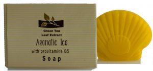 Σαπούνι 40 γρ aromatic tea με προβιταμίνη β5 και εκχύλισμα τσαγιού